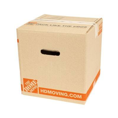 Heavy-Duty Moving Box 10-Pack (12 in. L x 12 in. W x 12 in. D)