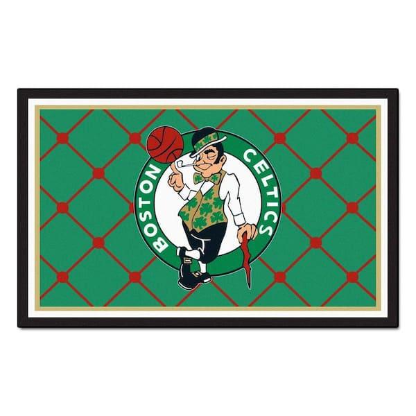 Fanmats Boston Celtics 5x8 Rug