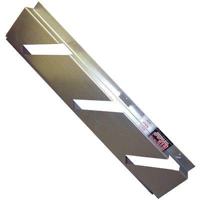 Cellar Door Stair Stringer Size E 8.9 x 35.25 x 2.09 Galvanized Steel Stair Stringer 3 Tread