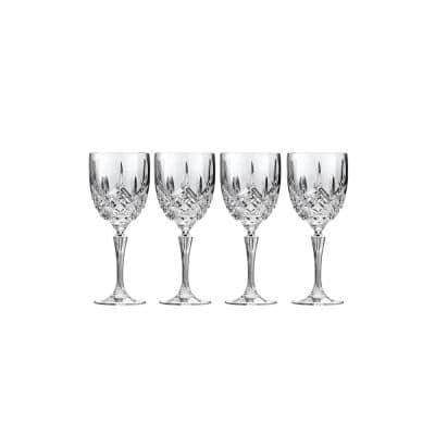 Markham 13 oz. Goblet Glass Set (Set of 4)