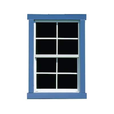 Large Square Window
