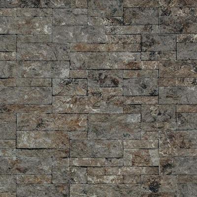 Capital Sky Morning Aspen Non-Rated Flat Stone Veneer (14.25 sq. ft. per Box)