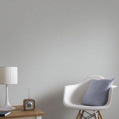 Shimmer Silver Silver Wallpaper Sample