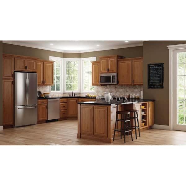 Pantry Kitchen Cabinet In Um Oak, Assembled Kitchen Pantry Cabinet