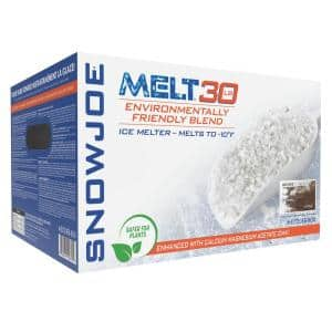 Melt 30 lbs. Boxed Premium Environmentally Friendly Blend Ice Melter with CMA