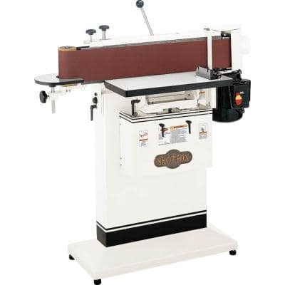 1-1/2 HP 6 in. x 80 in. Edge Sander