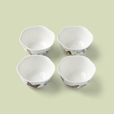 Assorted 12 fl.oz. Dessert Bowls (Set of 4)