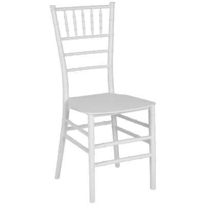 White Side Chair