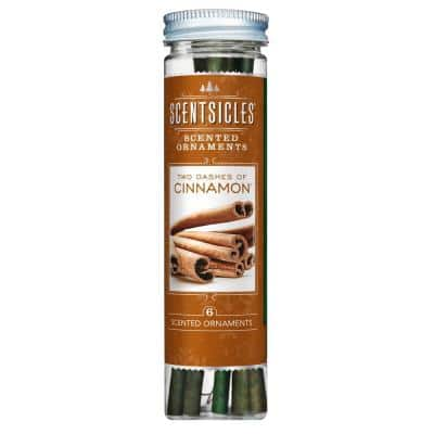 Scented Ornaments Cinnamon (3-Pack)