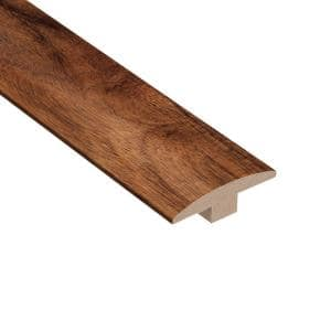 Tobacco Canyon Acacia 3/8 in. Thick x 2 in. Wide x 78 in. Length T-Molding