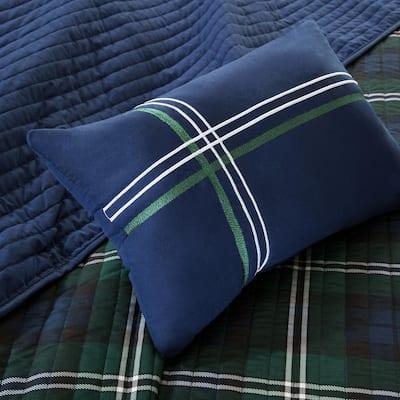 Cameron Plaid Coverlet Quilt Set