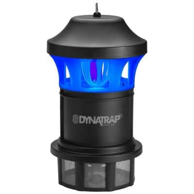 Glow UV 1-Acre Black Insect and Mosquito Trap
