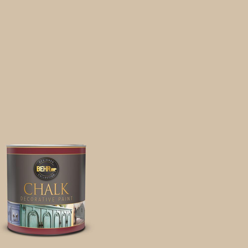 1 qt. #PPU7-08 Baja Interior Chalk Decorative Paint