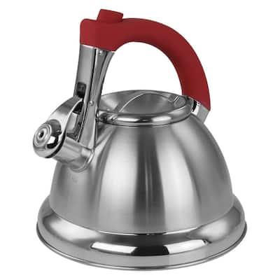 1.8 quart Stainless Steel Whistling Tea Kettle