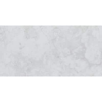 Residenza Crosscut 11.81 in. x 23.62 in. Matte Marble Look Ceramic Floor & Wall Tile (19.35 sq. ft./Case)