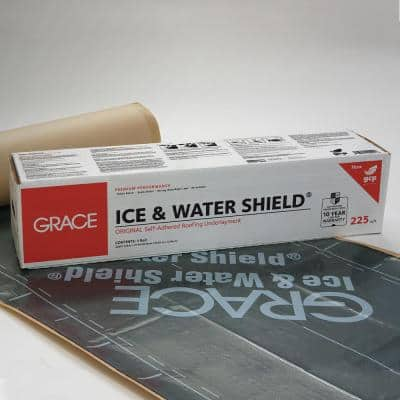 Grace Ice and Water Shield 36 in. x 75 ft. Roll Self-Adhered Roofing Underlayment (225 sq. ft.)