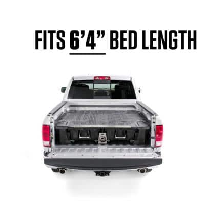 Pick Up Truck Storage System for Dodge RAM 1500 (2009-2018), 1500 Classic (2019-Current), 2500/3500 (2010-Current)