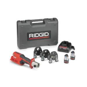 RP 241 Press Tool Kit with 1/2 in. to 1 in. PP+LIO