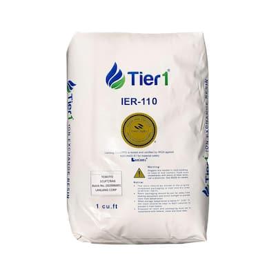 1 cu. ft. Ion Exchange Water Softener Resin