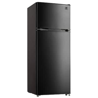 7.5 cu. ft. Mini Refrigerator in Black