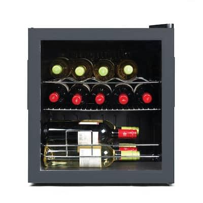17.5 in. Wide 14-Bottle Capacity Wine Cellar