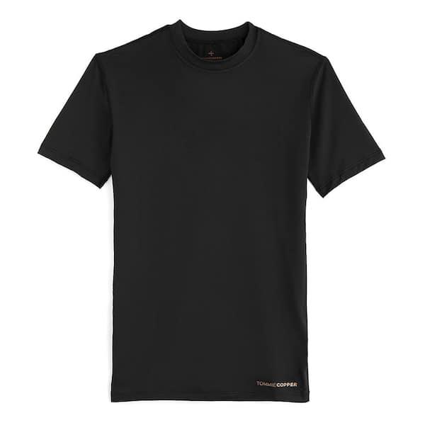 NEW Tommie Copper Black V Neck Men's Short Sleeve XXL T-shirt