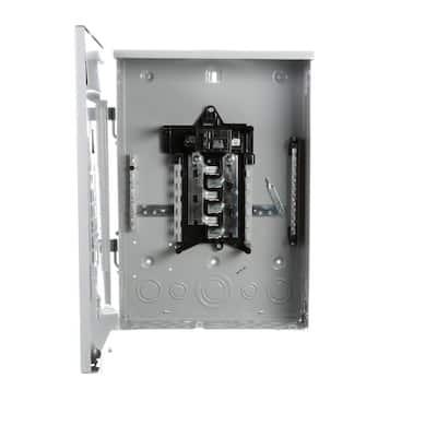 100 Amp 12-Space 24-Circuit Outdoor Main Breaker Load Center