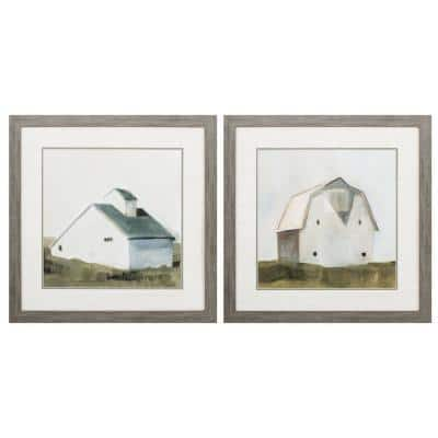 Victoria Wood toned Gallery Frame (Set of 2)