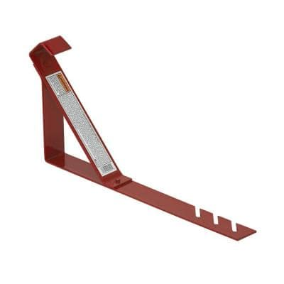 10 in. 45 Degree Fixed Roof Bracket