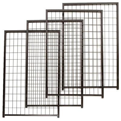 Cottageview 2.5 ft. x 4 ft. Expansion Panels (4-Piece per Box)