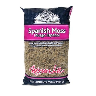 250 cu. in. Spanish Moss Soil Cover