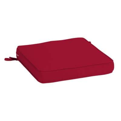 ProFoam Caliente Acrylic Square Outdoor Chair Cushion