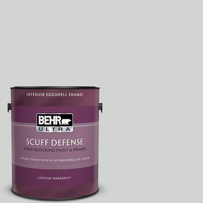 1 gal. #PPU26-11 Platinum Extra Durable Eggshell Enamel Interior Paint & Primer