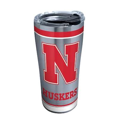 University of Nebraska Tradition 20 oz. Stainless Steel Tumbler with Lid