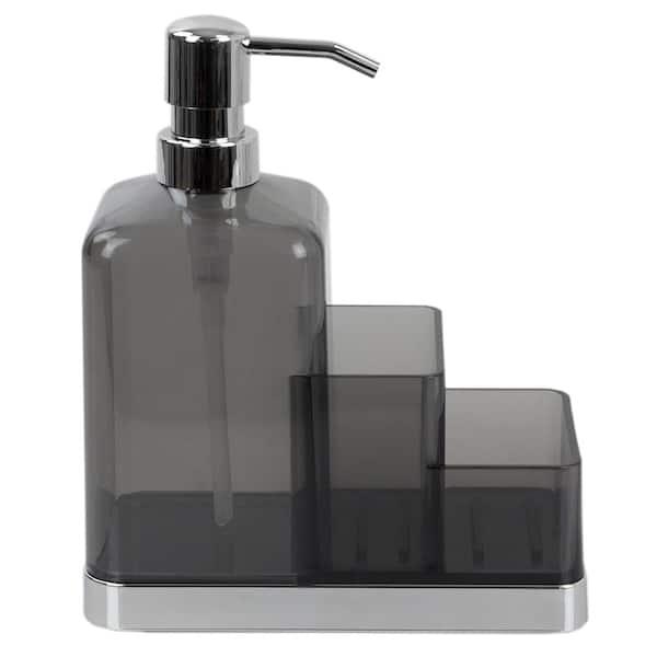Home Basics Bathroom Soap Dispenser, Bathroom Soap Dispensers