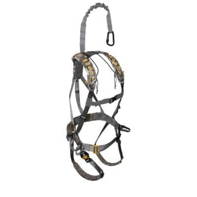 Ambush Hunting Camo Quick Release Deer Stand Safety Harness