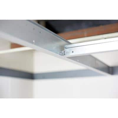 15/16 in. x 2 ft. Ceiling Grid Firecode Cross Tee, carton of 60