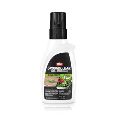 Groundclear 32 oz. Concentrate Weed and Grass Killer