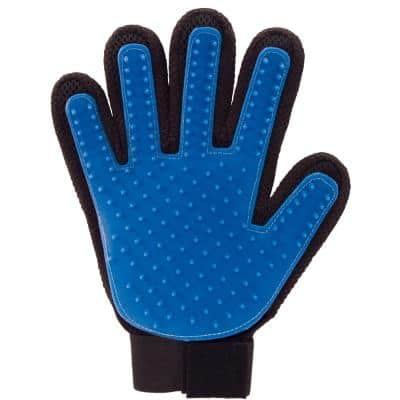 9.5 in. x 7 in. Pet Deshedding Glove