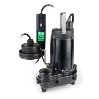 1/3 HP WiFi Enabled Sump Pump System