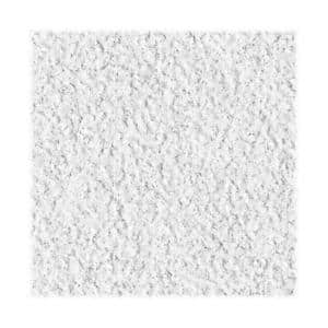 2 ft. x 2 ft. Luna White Shadowline Tapered Edge Lay-In Ceiling Tile, carton of 12 (48 sq. ft.)