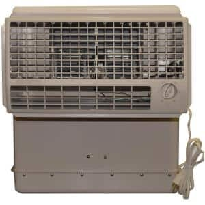 2800 CFM 2-Speed Window Evaporative Cooler for 600 sq. ft. (with Motor)