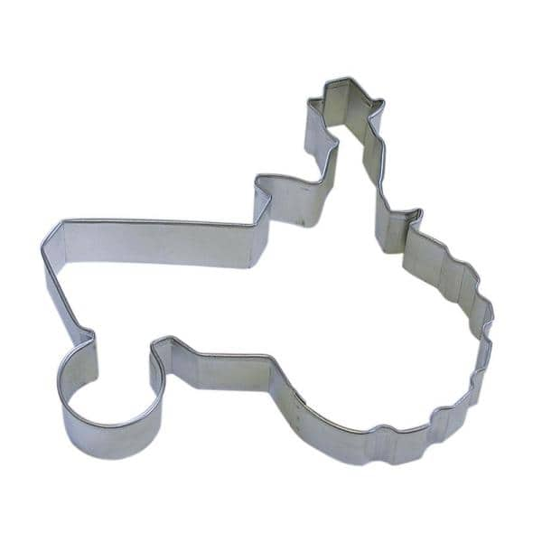 Cybrtrayd 12 Piece 5 In Tractor Tinplated Steel Cookie Cutter Cookie Recipe Rm 1092 12lot The Home Depot