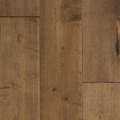 Maple Cardiff 1/2 in. Thick x 7-1/2 in. Wide x Varying Length Engineered Hardwood Flooring (932.4 sq. ft. / pallet)