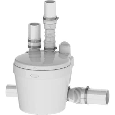 SaniSwift 0.3 HP Grey Water Pump