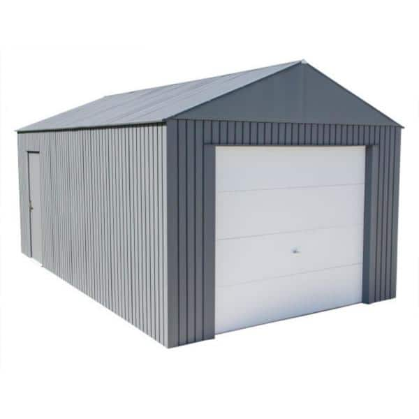 Reviews For Sojag Everest 12 Ft H X 20, Garage Reviews