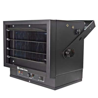 17065 BTU Industrial Fan Heaters Electric Furnace with Wide Air Distribution