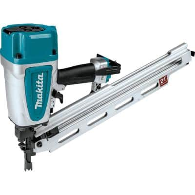3-1/2 in. 21° Pneumatic Full Round Head Framing Nailer