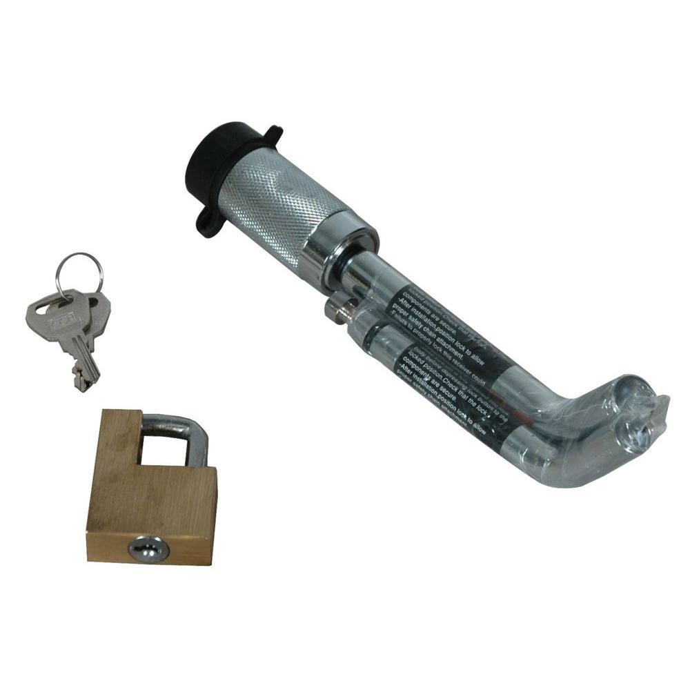 Dual Bent Pin with Coupler Lock