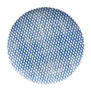 Blue/White Hammock Porcelain Dots Coupe Salad Plate 9-1/2 in.